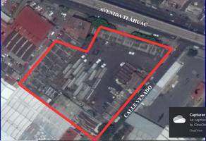 Foto de terreno habitacional en venta en avenida tlahuac , los olivos, tláhuac, df / cdmx, 13908876 No. 01
