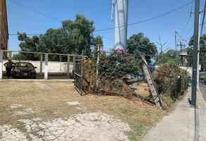 Foto de terreno habitacional en venta en avenida tláhuac , san andrés tomatlán, iztapalapa, df / cdmx, 0 No. 01
