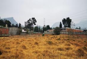 Foto de terreno habitacional en venta en avenida tlahuac , san francisco tlaltenco, tláhuac, df / cdmx, 20190104 No. 01