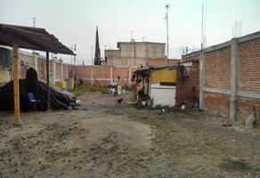Foto de terreno habitacional en venta en avenida tlahuac-chalco , la habana, tláhuac, df / cdmx, 17849389 No. 01