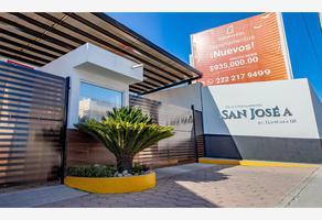 Foto de departamento en venta en avenida tlaxcala 121, santa maría coronango, coronango, puebla, 17275159 No. 01