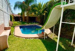 Foto de casa en venta en avenida tlayacapan , centro, yautepec, morelos, 14909659 No. 01