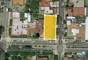 Foto de terreno habitacional en venta en avenida toltecas 3158, monraz, guadalajara, jalisco, 6742369 No. 01