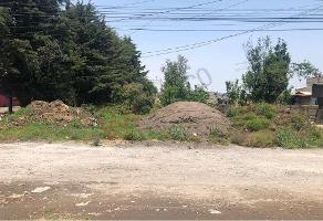 Foto de terreno comercial en venta en avenida toluca , guadalupe victoria, otzolotepec, méxico, 0 No. 01