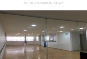 Foto de oficina en renta en avenida toluca , olivar de los padres, álvaro obregón, df / cdmx, 3645552 No. 01