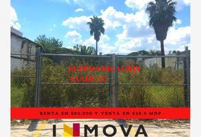 Foto de terreno habitacional en venta en avenida topo chico 00, lomas de anáhuac, monterrey, nuevo león, 13266692 No. 01