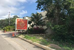 Foto de terreno comercial en venta en avenida tulum , villas tulum, tulum, quintana roo, 11883772 No. 01