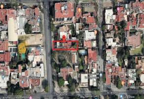 Foto de terreno habitacional en venta en avenida unión 177, americana, guadalajara, jalisco, 0 No. 01
