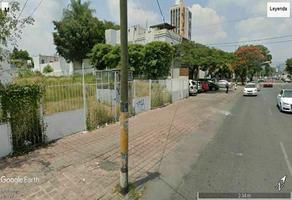 Foto de terreno comercial en venta en avenida unión , americana, guadalajara, jalisco, 0 No. 01