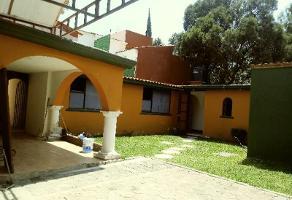 Foto de casa en venta en avenida universidad 1, chamilpa, cuernavaca, morelos, 6788648 No. 01