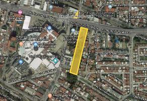 Foto de terreno habitacional en venta en avenida vallarta , colinas de san javier, zapopan, jalisco, 6779090 No. 01