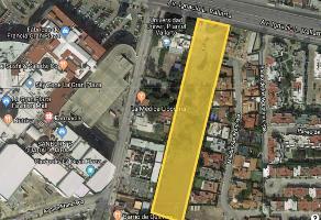 Foto de terreno habitacional en venta en avenida vallarta, muy cerca de la gran plaza , villas de san javier, zapopan, jalisco, 6702904 No. 01