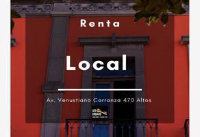 Foto de local en renta en avenida venustiano carranza 470, san luis potosí centro, san luis potosí, san luis potosí, 0 No. 01