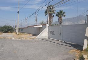 Foto de terreno habitacional en renta en avenida villas de garcia , lomas altas 1 sec, santa catarina, nuevo león, 11581239 No. 01