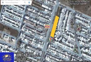 Foto de terreno habitacional en renta en avenida vista hermosa , vista hermosa, reynosa, tamaulipas, 14552165 No. 01