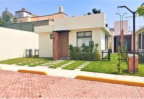 Foto de casa en venta en avenidas comonfort, cloutier, tollocan y solidaridad las torres , casa blanca, metepec, méxico, 0 No. 01