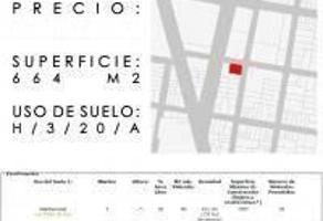 Foto de terreno comercial en venta en azores , portales norte, benito juárez, df / cdmx, 9225919 No. 01
