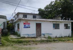 Foto de terreno habitacional en venta en azteca , 16 de septiembre, ciudad madero, tamaulipas, 7263829 No. 01