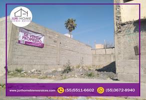 Foto de terreno habitacional en venta en azucena , paseos de chalco, chalco, méxico, 0 No. 01