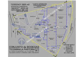 Foto de bodega en venta en La Pastora, Gustavo A. Madero, DF / CDMX, 21515002,  no 01