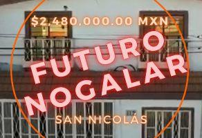 Foto de casa en venta en Futuro Nogalar Sector 1, San Nicolás de los Garza, Nuevo León, 21053485,  no 01