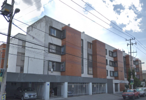 Foto de departamento en venta en Bondojito, Gustavo A. Madero, DF / CDMX, 17566938,  no 01