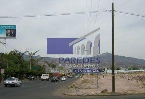 Foto de terreno industrial en venta en Campestre los Manantiales, Morelia, Michoacán de Ocampo, 21939991,  no 01