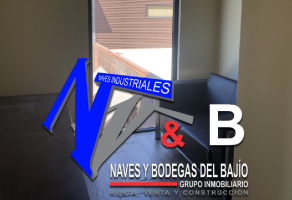 Foto de oficina en renta en Puerto Interior, Silao, Guanajuato, 16161261,  no 01