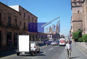 Foto de edificio en venta en Morelia Centro, Morelia, Michoacán de Ocampo, 21889160,  no 01