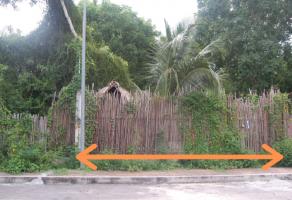 Foto de terreno habitacional en venta en Bacalar, Bacalar, Quintana Roo, 16827795,  no 01