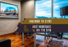 Foto de oficina en renta en Del Valle, San Pedro Garza García, Nuevo León, 21990548,  no 01
