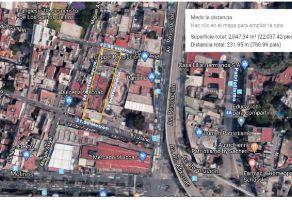 Foto de terreno comercial en venta en Mixcoac, Benito Juárez, DF / CDMX, 13746644,  no 01
