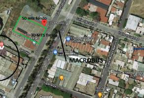 Foto de terreno comercial en venta en FOVISSSTE Independencia, Guadalajara, Jalisco, 21629136,  no 01