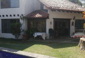 Foto de casa en venta en Rancho Cortes, Cuernavaca, Morelos, 19308793,  no 01