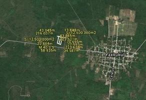 Foto de terreno habitacional en venta en  , baca, baca, yucatán, 13858270 No. 01