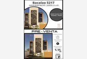 Foto de departamento en venta en bacalao 5217, sábalo country club, mazatlán, sinaloa, 0 No. 01