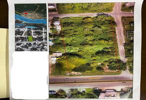 Foto de terreno comercial en venta en  , bacalar, bacalar, quintana roo, 18874527 No. 01