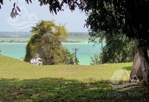 Foto de terreno habitacional en venta en  , bacalar, bacalar, quintana roo, 0 No. 01