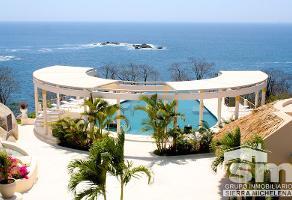 Foto de departamento en venta en  , bahía de conejo, santa maría huatulco, oaxaca, 2362704 No. 01