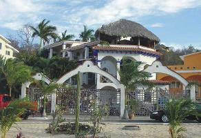 Foto de casa en venta en  , bahía de conejo, santa maría huatulco, oaxaca, 3572465 No. 01