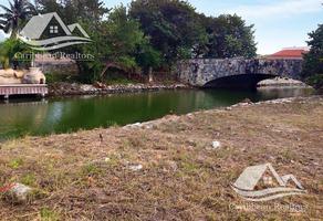 Foto de terreno habitacional en venta en  , bahía dorada, benito juárez, quintana roo, 15157309 No. 01