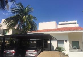 Foto de casa en venta en  , bahía dorada, benito juárez, quintana roo, 17176825 No. 01