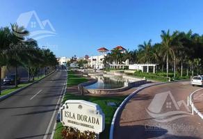Foto de terreno habitacional en venta en  , bahía dorada, benito juárez, quintana roo, 20969641 No. 01