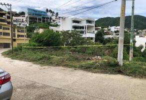 Foto de terreno habitacional en venta en bajio 23, hornos insurgentes, acapulco de juárez, guerrero, 8963952 No. 01