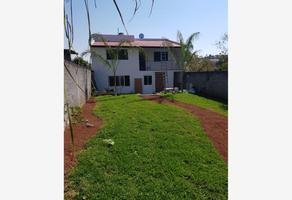Foto de casa en venta en bajio 62, álvaro leonel, yautepec, morelos, 6073139 No. 01
