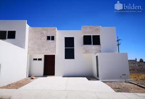 Foto de casa en venta en balcon de tapias , 15 de mayo (tapias), durango, durango, 0 No. 01