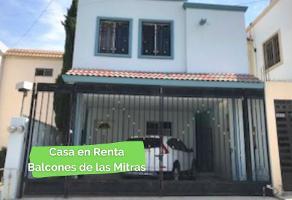 Foto de casa en renta en balcones de obispado 2523, balcones de las mitras, monterrey, nuevo león, 0 No. 01
