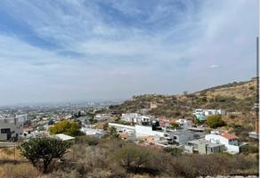 Foto de terreno habitacional en venta en  , balcones del acueducto, querétaro, querétaro, 0 No. 01