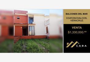 Foto de casa en venta en  , balcones del mar, coatzacoalcos, veracruz de ignacio de la llave, 0 No. 01
