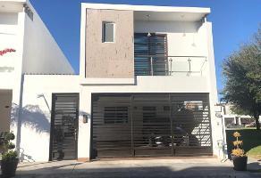 Foto de casa en venta en barcelona , privadas de anáhuac sector irlandes, general escobedo, nuevo león, 13595398 No. 01